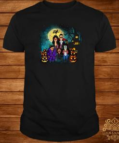 Halloween Bob's Burgers family shirt