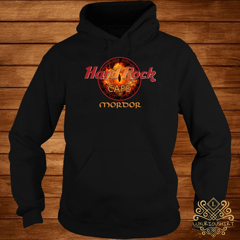 Hard Rock Cafe Mordor hoodie
