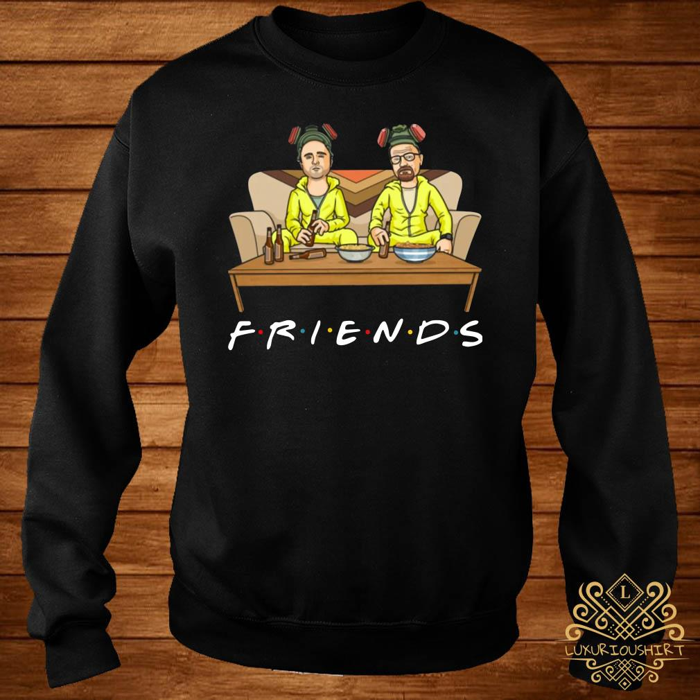 Breaking Bad Walter And Jesse TV Show Friends Sweater