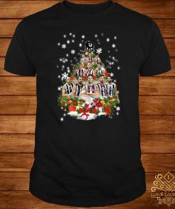 Collingwood Players Christmas Tree Shirt