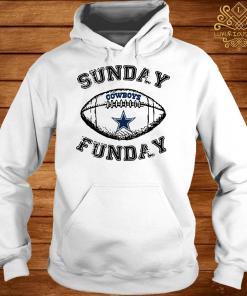 Dallas Cowboy Sunday Funday Hoodie