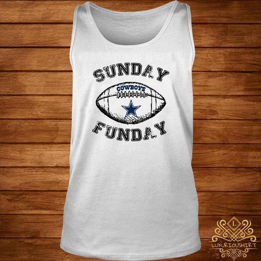Dallas Cowboy Sunday Funday Tank-top