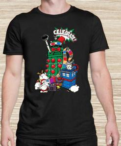 Doctor Who Celebrate Christmas Unisex