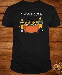 Green Bay Packers Friends TV Show Shirt