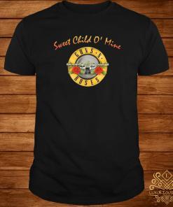 Guns N Roses Sweet Child O' Mine Shirt