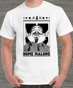Post Malone Home Malone Christmas Unisex
