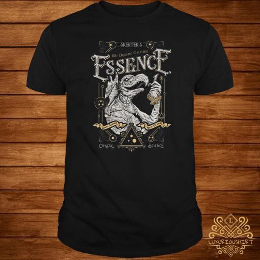 Skektek's 100% organic gelfling essence shirt