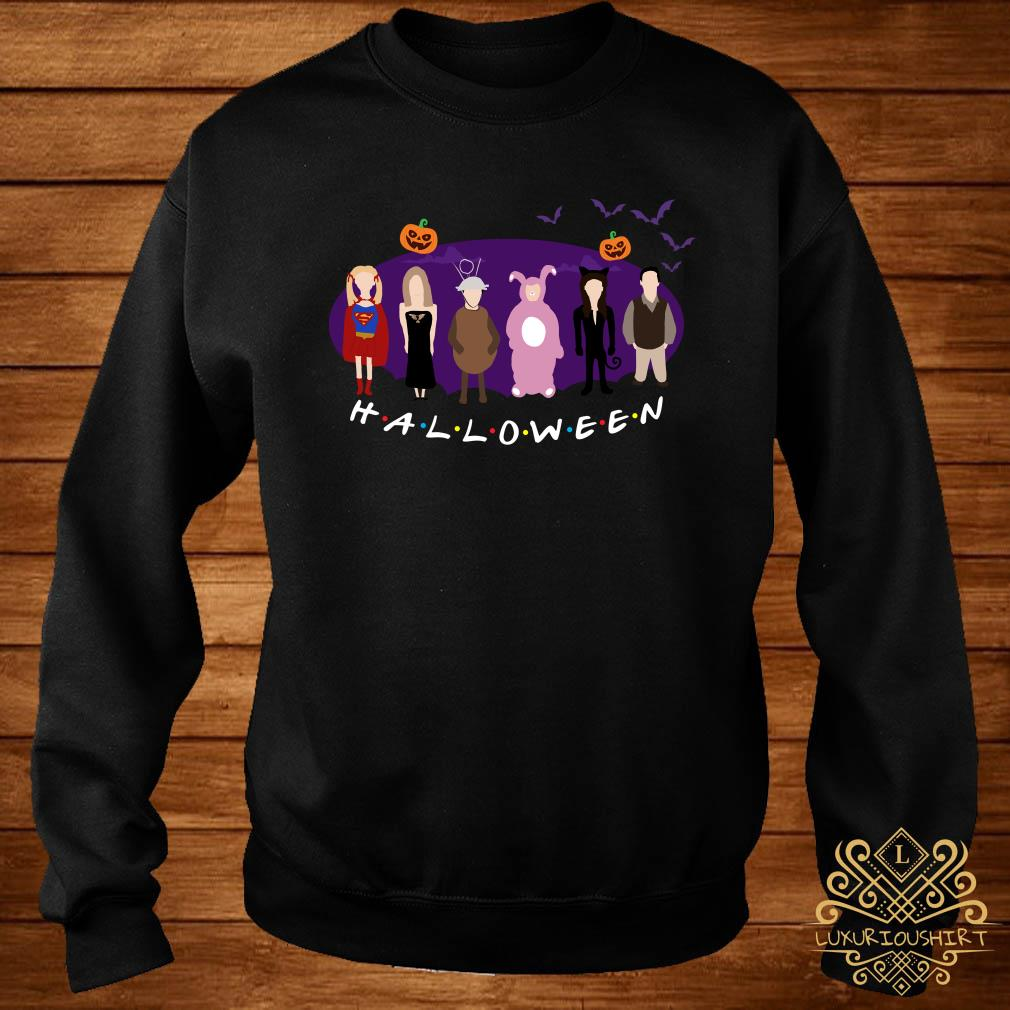 The One with the Halloween Party friends TV show sweater