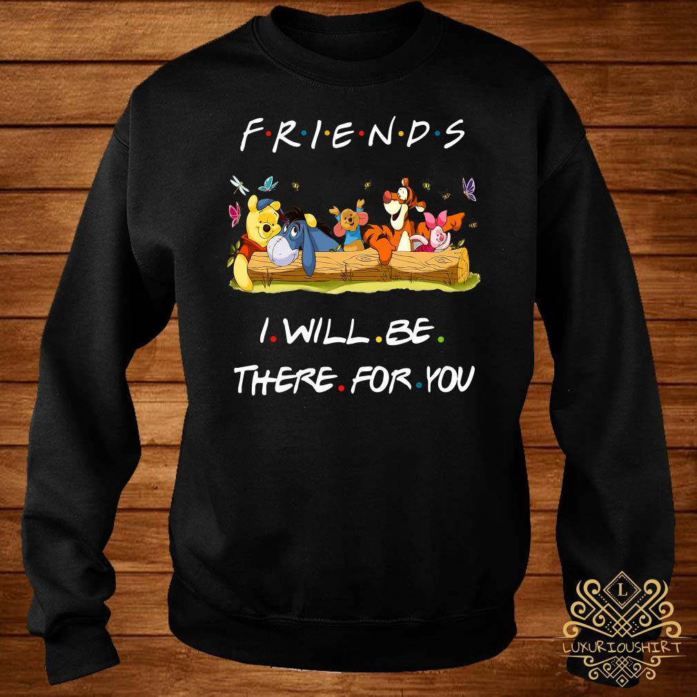 Winniepedia Friends I Will Be There For You Sweater