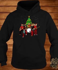 Foo Fighters Christmas Tree hoodie