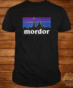 Mordor Patagonia The Lord Of The Rings Shirt