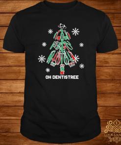 Oh Dentistree Christmas Shirt