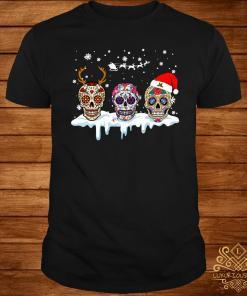 Sugar Skulls Christmas Shirt
