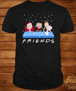 Tegridy Farms Doing Cocaine Friends TV Show Shirt