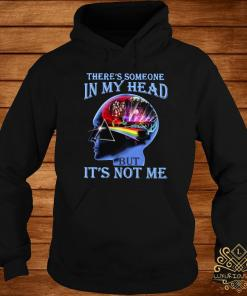 Pink Floyd There's Someone In My Head But It's Not Me Shirt hoodie