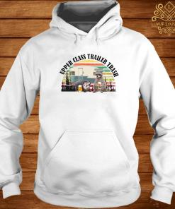 Raccoon And Opossum Upper Class Trailer Trash Vintage Shirt hoodie