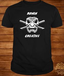 Ronin Creative Japanese Shirt