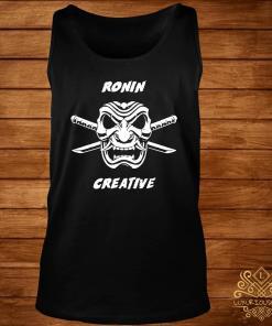 Ronin Creative Japanese Shirt tank-top