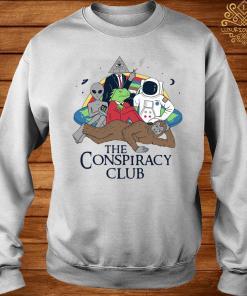 The Conspiracy Club Shirt sweater