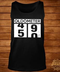 Oldometer 45 90 Shirt tank-top