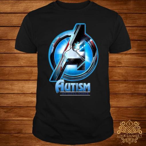 Autism My Super Power Shirt