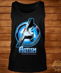 Autism My Super Power Shirt tank-top