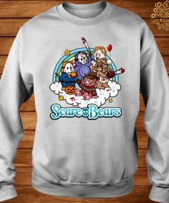 Scare Bears Horror Movie Characters Shirt sweater