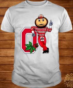 Brutus Buckeye Ohio State Buckeyes Shirt