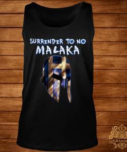 Surrender To No Malaka Shirt tank-top
