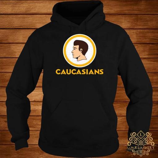 Caucasians Shirt hoodie
