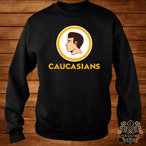 Caucasians Shirt sweater