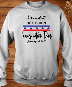 January 20, 2021 Is Inauguration Day President Joe Biden Shirt sweater