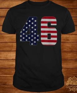 Joe Biden 46 Biden Kamala Harris 2020 Support Shirt