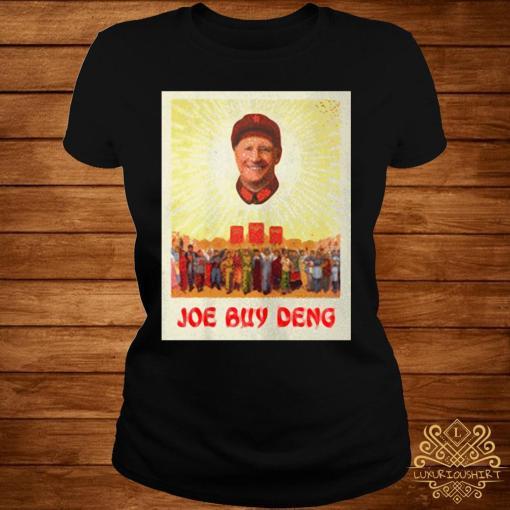 Joe Buy Deng Shirt ladies-tee