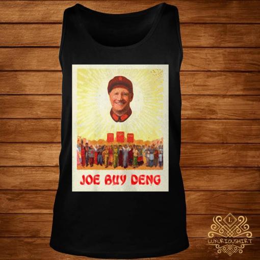 Joe Buy Deng Shirt tank-top