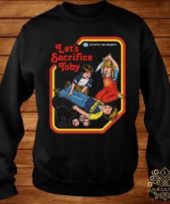 Lets Sacrifice Toby Ringer 2021 Shirt sweater