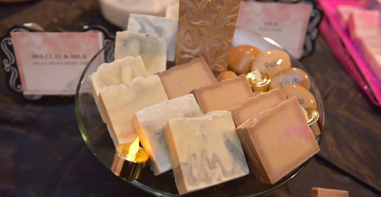 Milk Moisturizing Handmade Soap