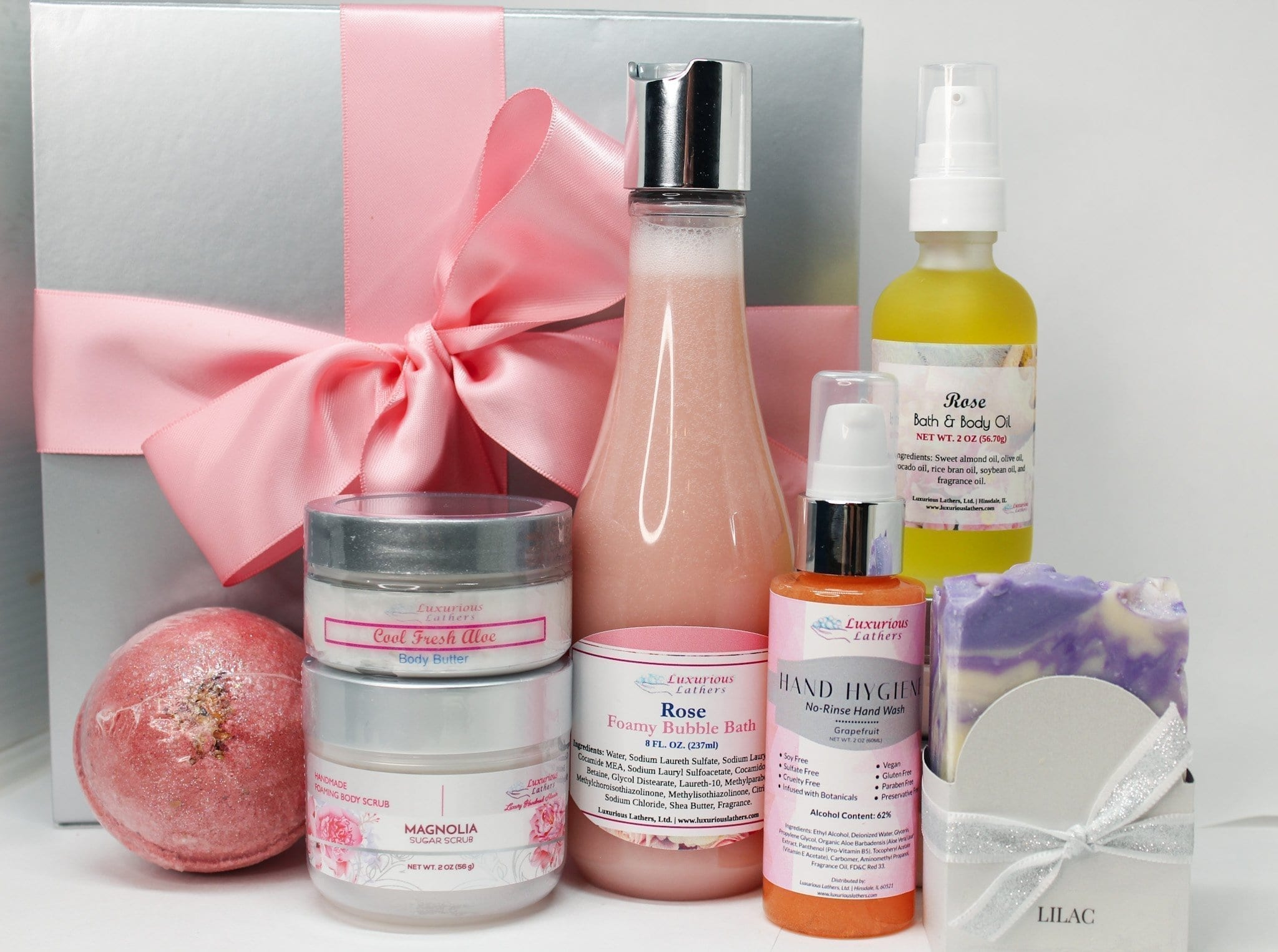 Rose Mother's Day Gift Box