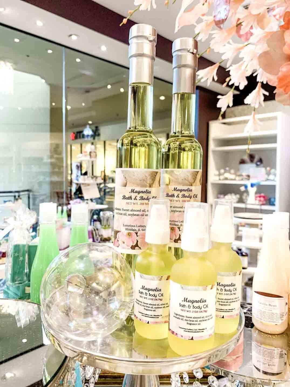 Magnolia Bath & Body Oil