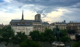 View from Hotel de Ville