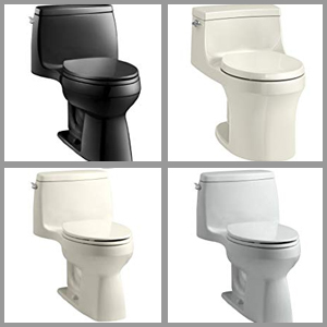 Best kohler Santa Rosa toilet reviews
