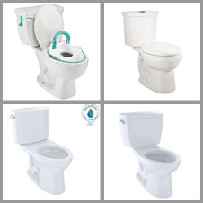 Best cheap toilet