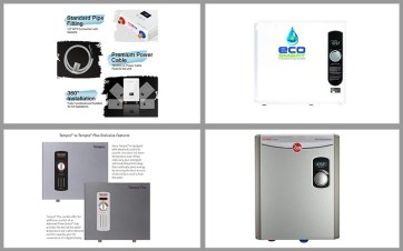 Best Tankless Electric Water Heater - Reviews