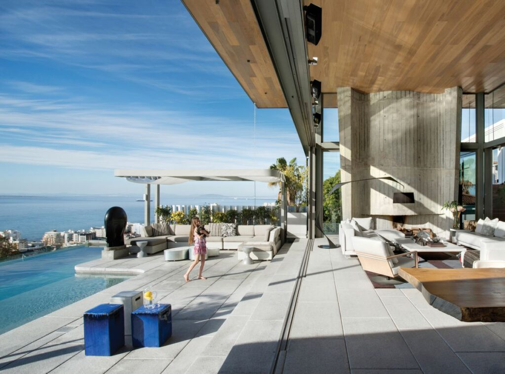 Boma Contemporary Home in Cape Town, South Africa by SAOTA on Modern Boma Ideas id=84327