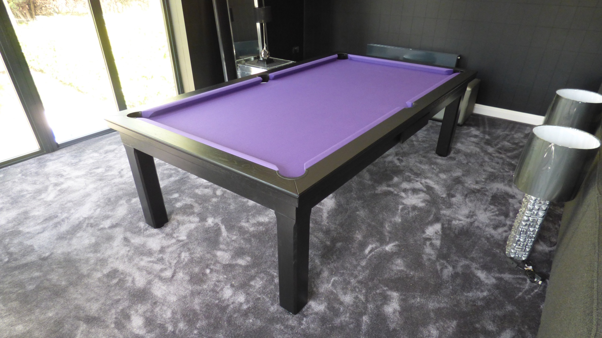 Modern Pool Table Luxury Pool Tables Pool Dining Table Experts