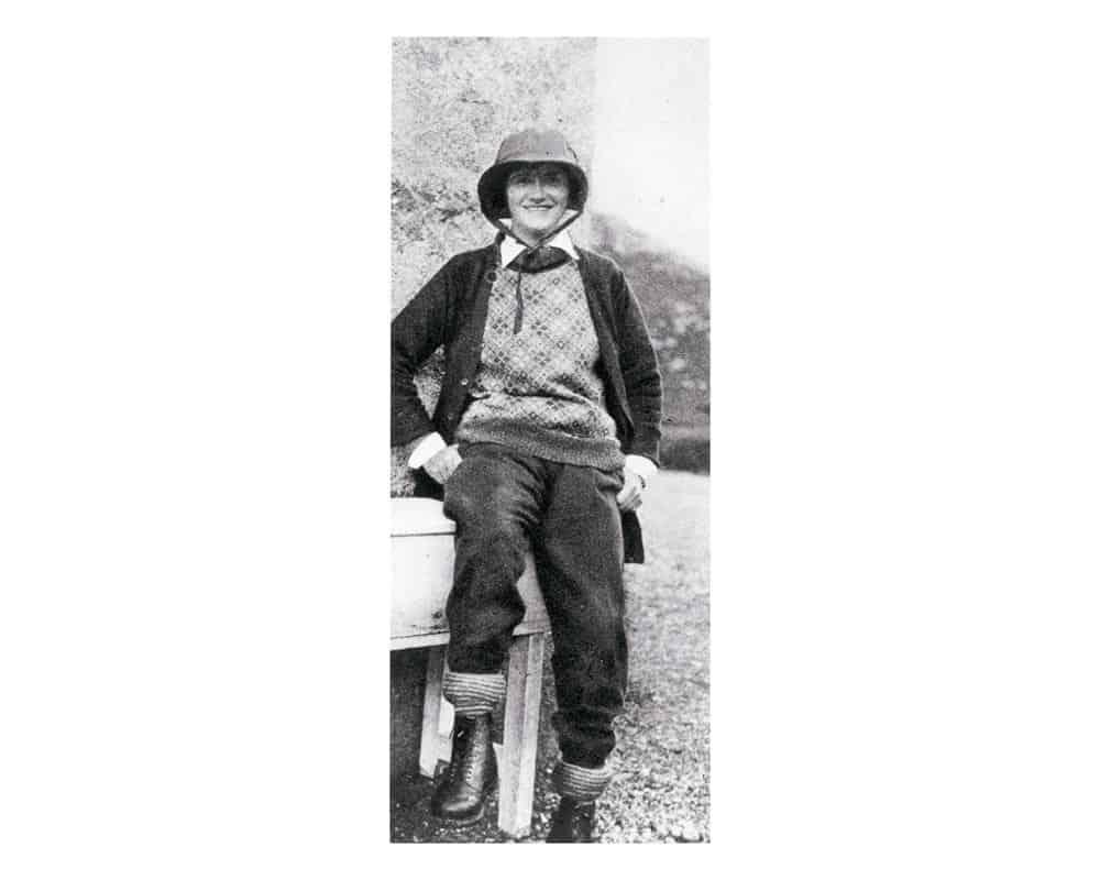 1931-Gabrielle-Chanel-In-Scotland