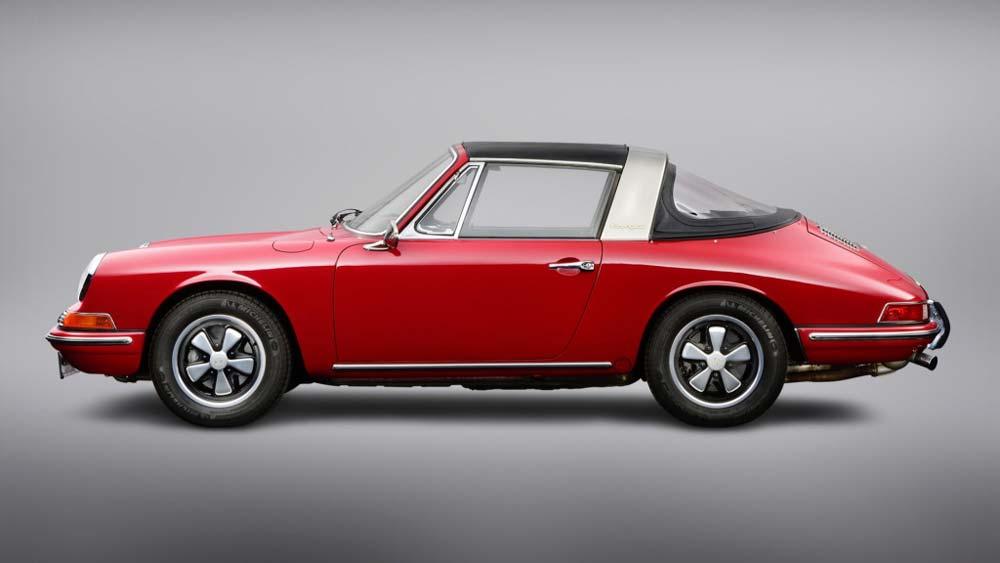 1967-Porsche-911-Targa