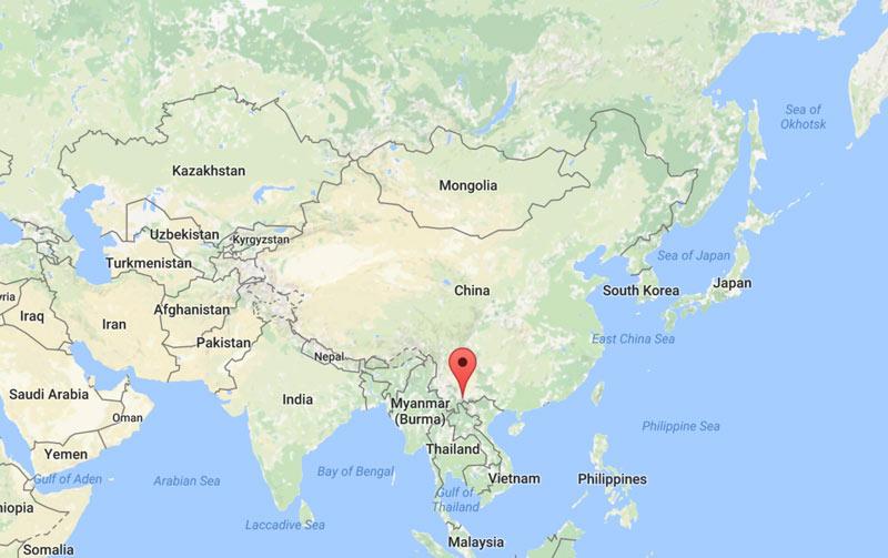 adong-yunnan-china