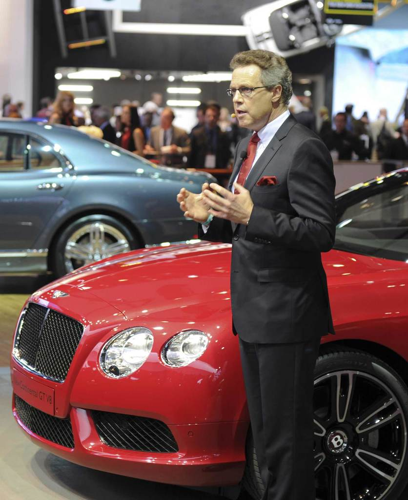 Bentley-Wolfgang-Durheimer