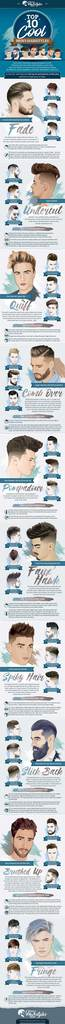 Coolest Men's Hairstyles 2017